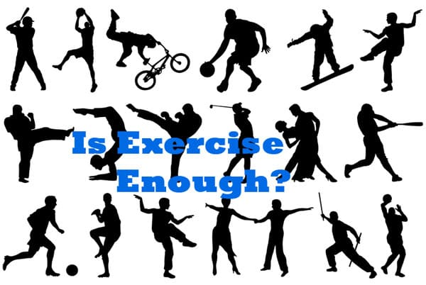 Exercise and Food Addiction, Obesity, and Eating Disorders