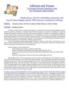 Martha Workshop Jan 2014