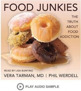 Food Junkies has gone audible!